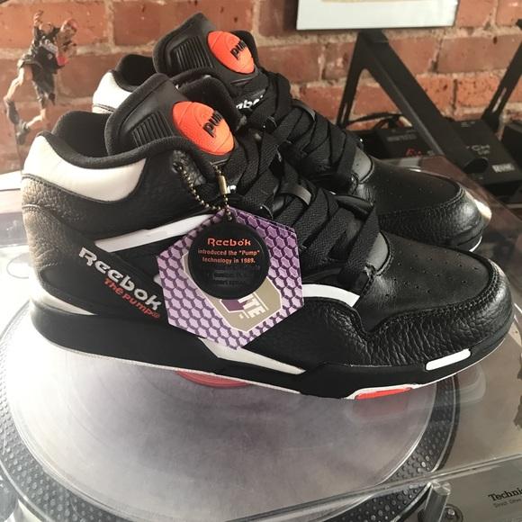 achten Sie auf hohes Ansehen Original- Reebok pump basketball shoes NWT